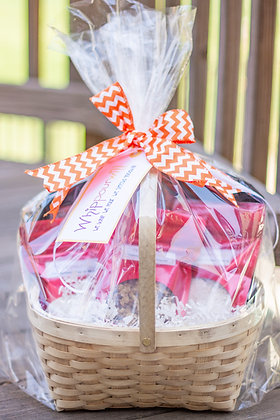 Large Whippourwill Gift Basket