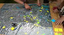 Cartographie participative - la plateforme