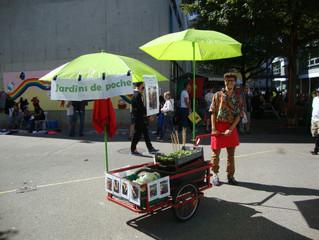 Jardins de poche: verdoyons notre quartier