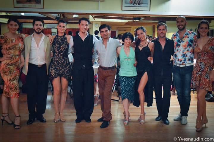 """Groupe """"Festival de Tango Nice"""""""
