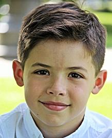 Axl Kirton _ kid actor