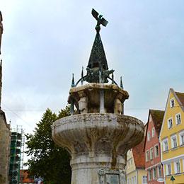 Der Kriegerbrunnen