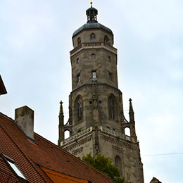 """Der Kirchturm """"Daniel"""""""