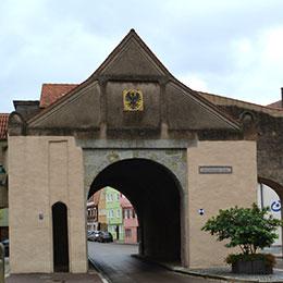Das Baldinger Tor