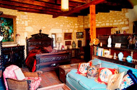 Chez Lorraine bedroom