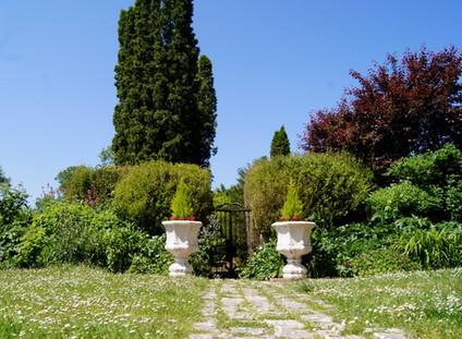 entrance to inner garden