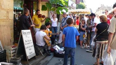 Riberac Market