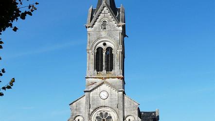 Eglise de Tocane St Apre