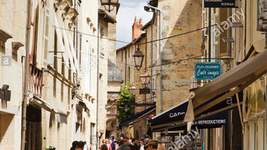 Perigueux old quarter