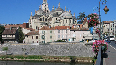 Periqueux St Font Cathedral