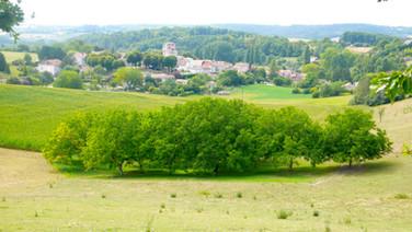 Grand Brassac village