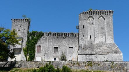 La Tour Blanche castle