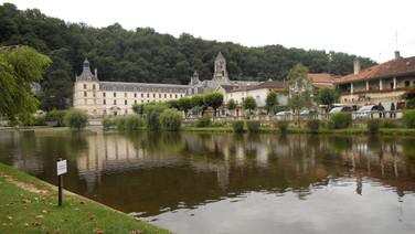 Brantome Abbey
