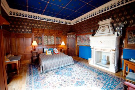 Pugin Bedroom