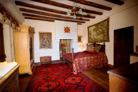 Maidens tower 1st floor bedroom