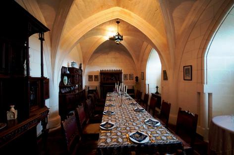 Chapel dining room