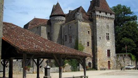 St Jean de Cole castle