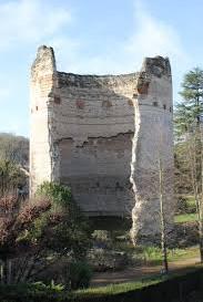 Ruin of Roman Temple of Vesuna