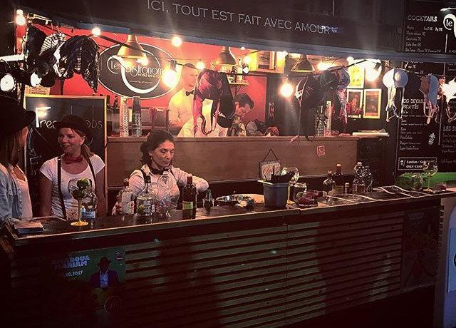 #brusselssummerfestival #lebistronome