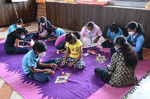 Rakhi Preparation