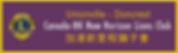 Unionville-Doncrest Canada-Hk New Horizon Lions Club