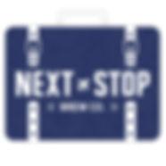 Next Stop Main Logo- Suitcase-Outline-01