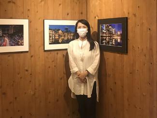 個展「TOKYOーNight Cruisingー」寺町美術館での開催が無事終了しました