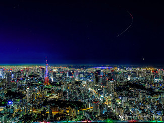 Pray for innocent casualties~Tokyo Tower