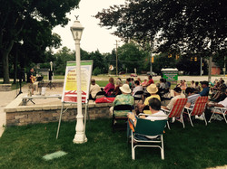 Outdoor Summer Concerts on the Plaza