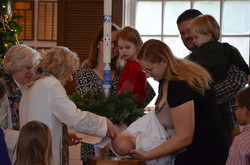 Baptism at Christ Church