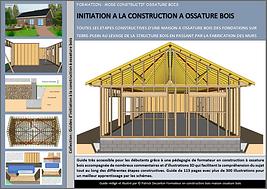 Initiation à la construction à ossature