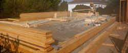 Fabrication maison ossature bois