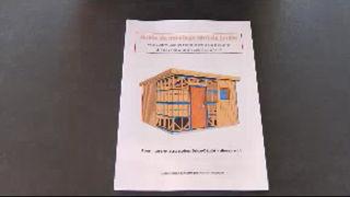 Construire son abri de jardin en ossature bois