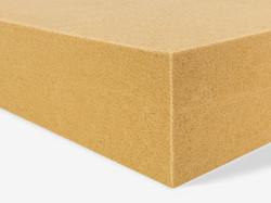 Isolation laine de bois semi rigide