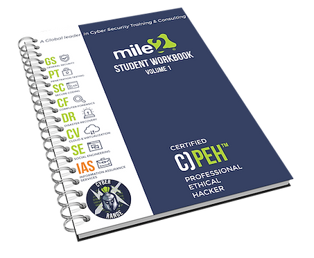 C)PEH - Certified Professional Ethical Hacker Courseware Kit