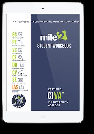 C)VA - Certified Vunerability Assesor