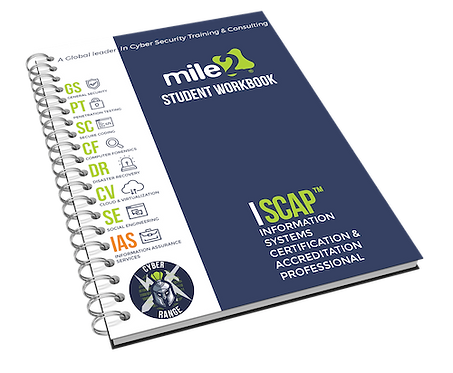 ISCAP - Information Systems Certification & Accreditation Process Courseware Kit