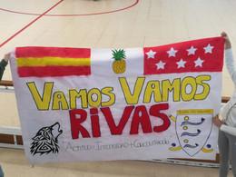 Sector Sur Juvenil. Rivas comienza con fuerza en el primer día de competición.