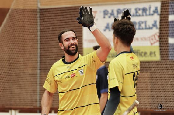 Este fin de semana nuestro 1ª Nacional jugará un triangular amistoso en Alcobendas.