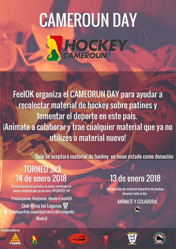 Domingo solidario, CAMEROUN DAY