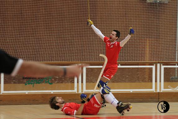 El Rivas logra su primera victoria de esta temporada frente al Mataró