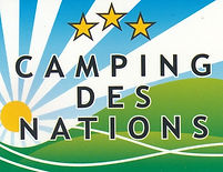 Camping des Nations, Isère, Lyon,Nationale 7, hébergements