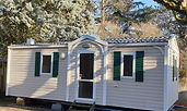 Camping des Nations bungalow Super-mercu
