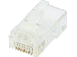 Cat5e Modular Plug RJ45 - 8P8C Round So