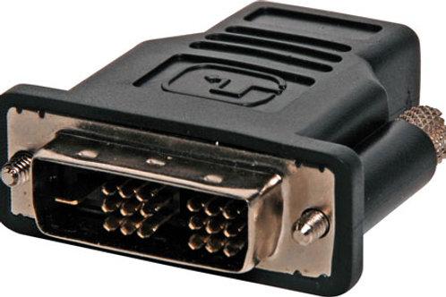 HDMI Female to DVI-D Male Adaptor