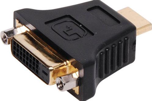HDMI Male to DVI-D Female Adaptor