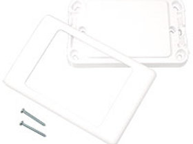 Generic Blank Clipsal 2000S Style Wall Plate
