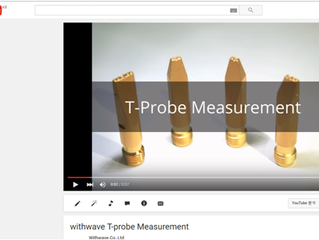 T-Probe measurement in YouTube