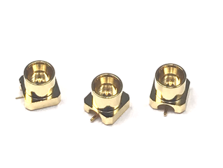 SMPM Connectors  (DC to 26.5 & 67 GHz)