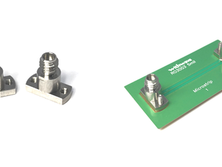 Vertical Launch 1.0 mm Connector (DC to 110 GHz)